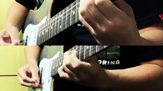 Glay   Beloved (guitar Solo Cover By Lewis)(electric & Acoustic)