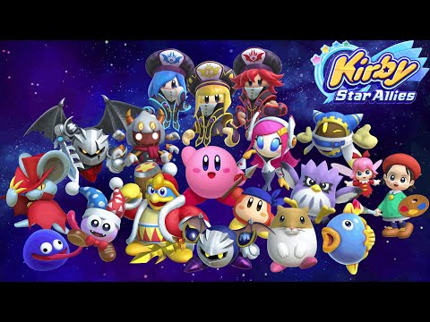 Kirby Star Allies - Dream Friends Melody Origins (Final Update)