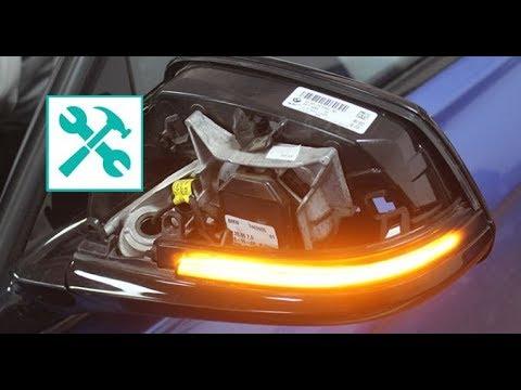 BMW / DYNAMIC turn LED light INSTALLATION 🛠
