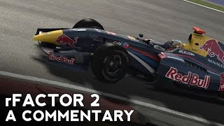 rFactor 2 in 2015 : A Commentary.
