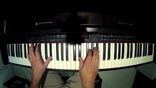 The Fray - Over My Head (Piano Accompaniment)