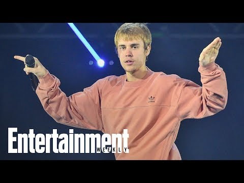 Justin Bieber Breaks Silence On 'Purpose' Tour Cancellation | News Flash | Entertainment Weekly
