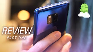 Huawei Mate 20 Pro Review Part 1: Top 5 things to know before buying!