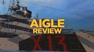 World of Warships - Aigle Review