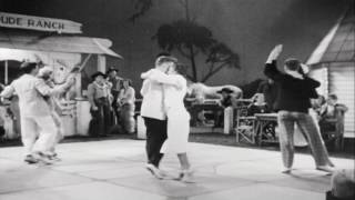 Very Rare Collegiate Shag 1937 Dance Scene Only