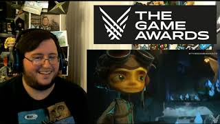 Psychonauts 2 is Coming in 2019! - The Game Awards 2018 LIVE Reaction
