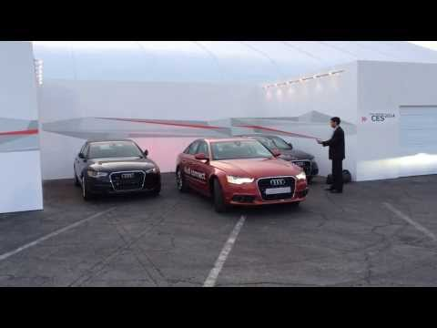 Search Result Youtube Video Driverlessparking - Audi car that parks itself