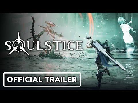 Soulstice - Official Announcement Trailer | E3 2021 de Soulstice