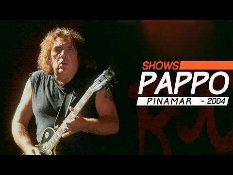 Pappo video Pinamar 2004 - Show Completo