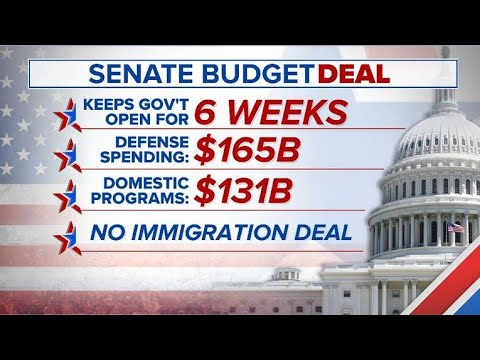 Budget deal vote, top White House aide out, and more