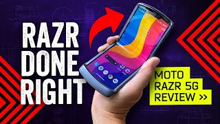 Motorola Razr 5G Review: This Is My Next Phone