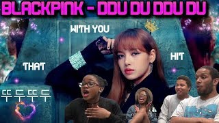 MV Reaction| BLACKPINK   DDU DU DDU DU (뚜두뚜두)