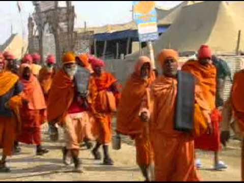 The Kumbh Mela In India Maha Kumbh Allahabad 2007 Incredible India Morning Scene Mp3
