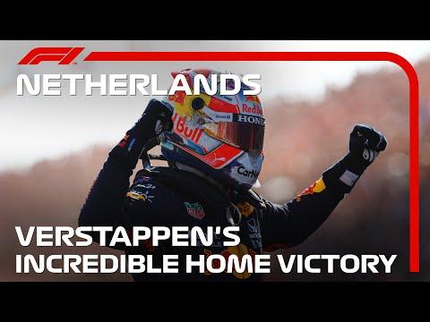 マックス・フェルスタッペンが優勝 F1 第13戦オランダGP(ザントフォールト)