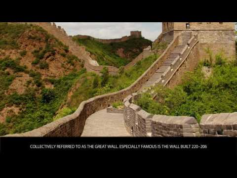 Video Great Wall of China - Tourist Attractions - Wiki Videos by Kinedio