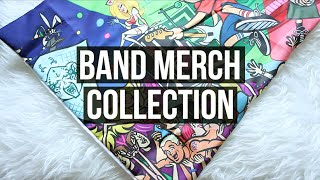 BAND MERCH COLLECTION 2014 (BLINK 182, GREEN DAY, SUM 41 & MORE) | Rocknroller