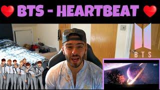 BTS (방탄소년단)   Heartbeat (BTS World OST) MV' *REACTION* (Korean Music)