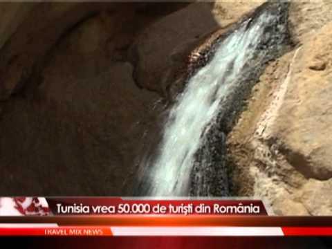 Tunisia vrea 50.000 de turişti din România