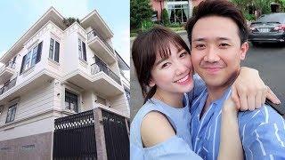 Trấn Thành mua nhà 7,5 tỷ tại Hà Nội tặng bà xã Hari Won - TIN GIẢI TRÍ