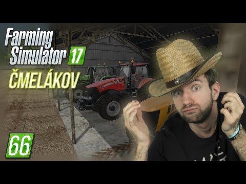 NOVÁ TECHNIKA V AKCI | Farming Simulator 17 #66