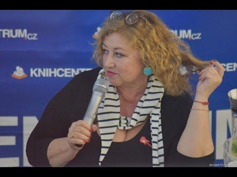 Halina Pawlowská - Dům knihy Ostrava - 27.3.2018