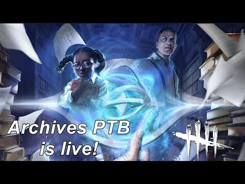Dead By Daylight| Archives! Rift Pass! Nurse changes! Mid Chapter 13.5 PTB is live!