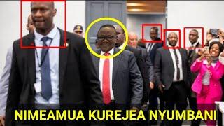 Taarifa Mpya,Lissu kutua Nchini kwa kishindo na Ulinzi Mzito kugombea Urais!
