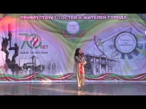 """Лия Шамсина """"Туган Як"""" ремикс"""