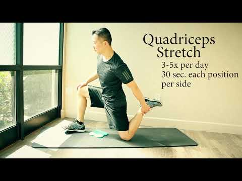 Back & Lower Body Stretches