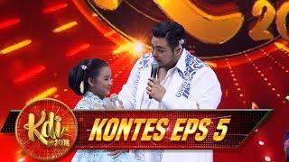 Master Igun Belajar Nembang Sama Niken Sinden Cilik - Kontes KDI Eps 5 (10/8)