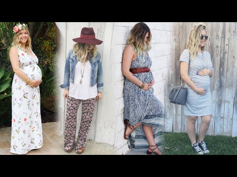 Maternity Clothing Haul (Inexpensive!)