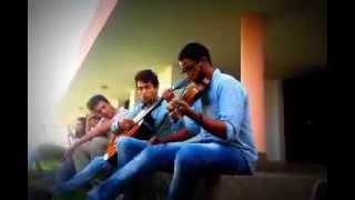 Musical performance @ ENSIAS guitar & violin (Yassir Azami & Taha Bellahcene) تحميل MP3