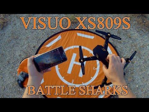 VISUO XS809S BATTLE SHARKS