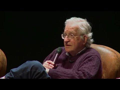 Vidéo de Noam Chomsky