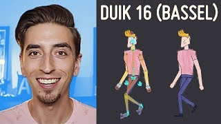 Duik 16 (Bassel) Jumpstart | After Effects Character Rigging
