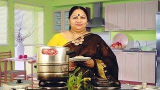 ചക്കയപ്പം ( Kumbilappam ) |  Jackfruit Steamed Cake | Cookery Show | Recipes by Ponnamma Babu