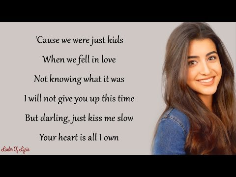 PERFECT - Ed Sheeran (Cover By Luciana Zogbi) (Lyrics)