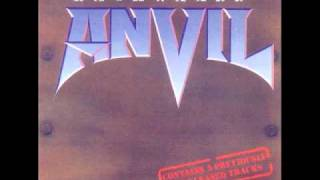ANVIL Fryin' Cryin' BACKWAXED