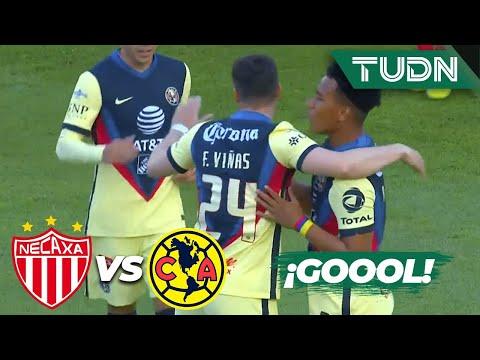 ¿Hay otro? ¡Gol de Maraviñas! | Necaxa 0-1 América | Guard1anes 2020 Liga MX  J3 |TUDN