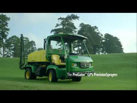 John Deere ProGator 2030A - film på YouTube