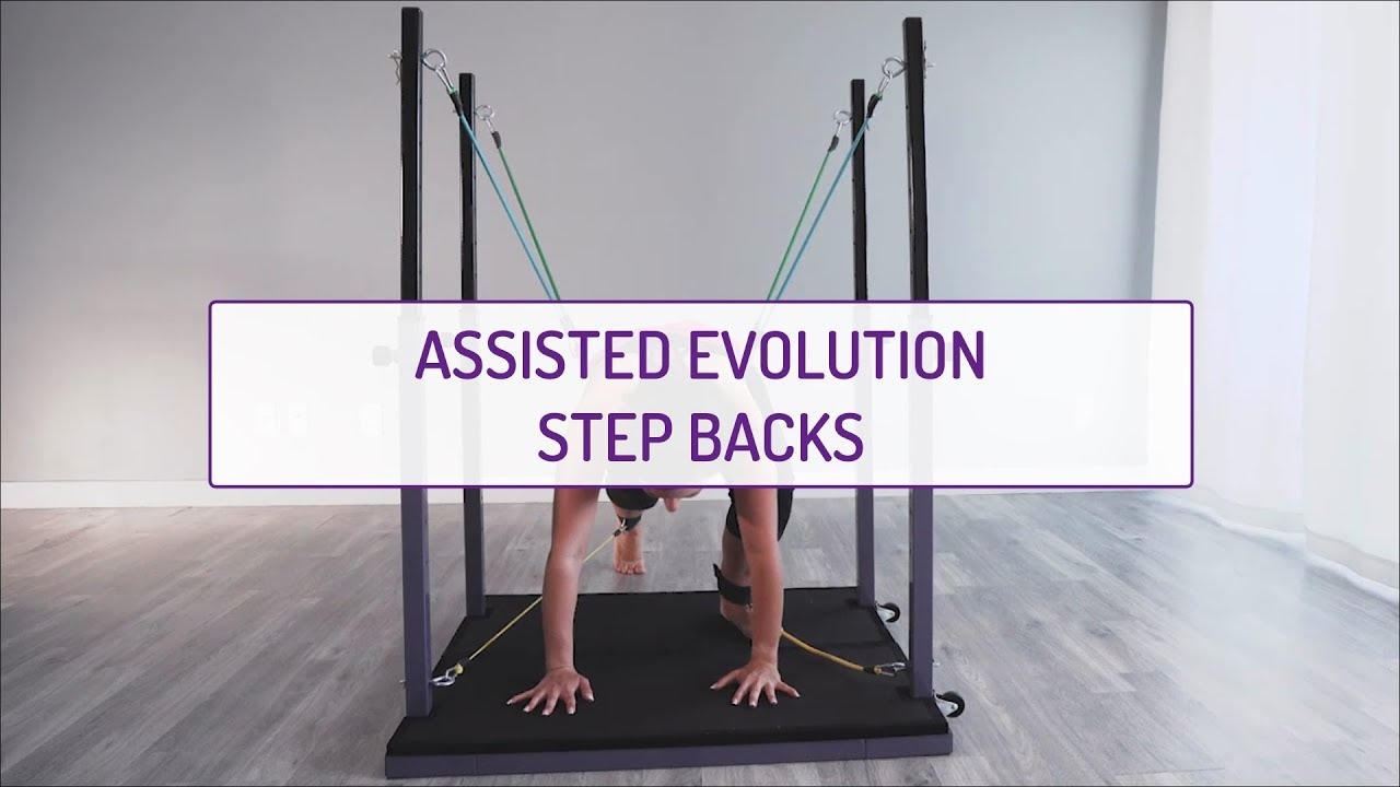 Assisted Evolution Step Backs