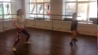 REGGAETON CHOREOGRAPHY Yumi Rodriguez►школа танцев МАРТЭ