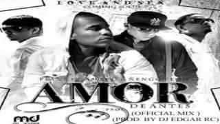 Amor De Antes - Plan B Ft Amaro, Ñengo Flow Y Jory (Remix) (Original)