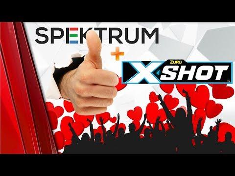 SPEKTRUM + X-SHOT