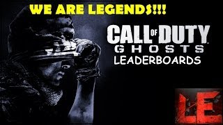 """COD Ghost: Clan Stats """"Currently"""" & How to Join LGND 