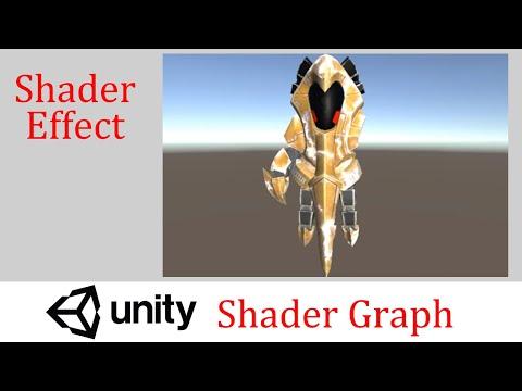Unity Glow Shader Graph
