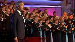 Andrea Bocelli - Adeste Fideles (O Come All Ye Faithful) 2009