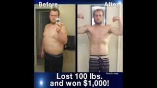 Derek Lost 100 Lbs. With The Beachbody Challenge