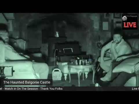 The Haunted Hall: The Lairds Hall At Balgonie Castle