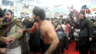 preview picture of video 'ZanjeerZani Syed Zahid Ali Naqvi @ IMAMBARGAH QASR-E-ALI NAQI (A.S) Rawalpindi'